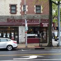 Photo taken at Splendid Coffee Shop by LGBTofCT on 5/8/2014