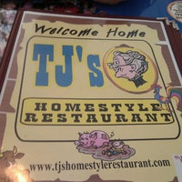 Photo taken at TJ's Homestyle Restaurant by Darren Robert L. on 6/29/2013