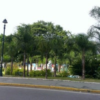 Photo taken at Plaza Las Tres Gracias by Vicente L. on 7/24/2013