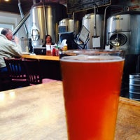 Photo taken at Boulder Creek Brewery & Cafe by Markus W. on 2/23/2015