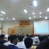 Photo taken at Universitas Jember by MTAZ D. on 4/14/2014