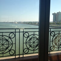 Photo taken at Al Sanbok Restaurant by Wala K. on 8/12/2013