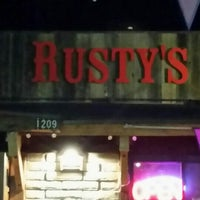 Photo taken at Rusty's by Todd H. on 6/12/2016
