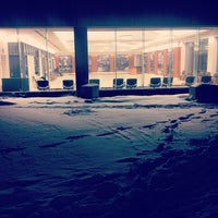 Photo taken at Medical Sciences Building by Daniel F. on 2/6/2014