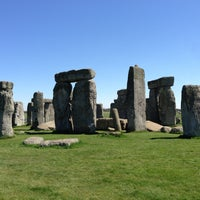 Photo taken at Stonehenge by Robert D. on 5/7/2013