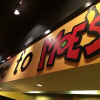 Photo taken at Moe's Southwest Grill by Thomas B. on 10/7/2013