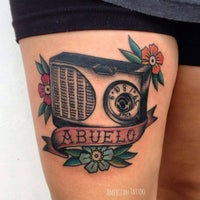 Photo taken at American Tattoo (Bond Street) by AmericanTattoo A. on 3/22/2016