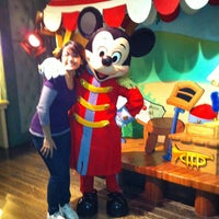 Photo taken at Mickey's House and Meet Mickey by Carla L. on 1/22/2013