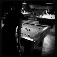 Photo taken at Barney's Billiards Saloon by Michael V. on 1/19/2013