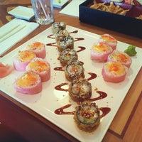 Photo taken at Samurai by Helen G. on 10/17/2014