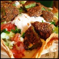 Photo taken at Kibberia Middle Eastern Restaurant & Cafe by MealCraver V. on 7/28/2013