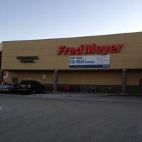 Photo taken at Fred Meyer by Matt B. on 12/2/2012