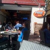 Photo taken at Primi Piatti by Sarah Bell India I. on 7/10/2013
