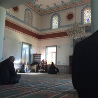 Photo taken at Nevnihal Hatun Camii by Ali A. on 11/18/2016