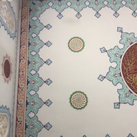 Photo taken at Nevnihal Hatun Camii by Ali A. on 1/13/2017
