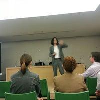 Photo taken at Auditori i Palau de Congressos de Castelló by Javier Arnal on 6/6/2014