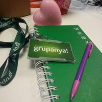 Photo taken at Grupanya! by Derya G. on 8/29/2013