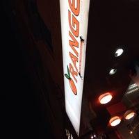 Photo taken at Orange Zone Cafeteria by Saniye Ç. on 12/4/2013