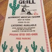 Photo taken at El Rancho Restaurant by Britt K. on 5/30/2015