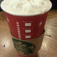 Photo taken at Starbucks by Jason M. on 12/18/2012