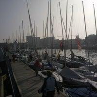 Photo taken at Jachthaven Scheveningen by Alex v. on 5/19/2013