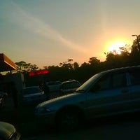 Photo taken at Caltex Merapoh by Yana C. on 1/30/2014