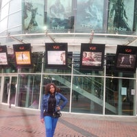 Photo taken at Vue Cinema by Folashade A. on 10/7/2013