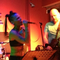 Photo taken at Line Music Club by Melek K. on 7/14/2013