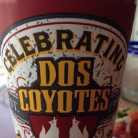 Photo taken at Dos Coyotes Border Cafe by Bea N. on 11/25/2013