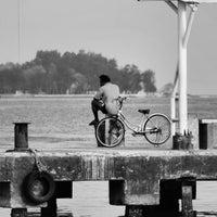 Photo taken at Pulau Pramuka by Aditya W. on 10/15/2015