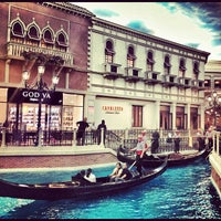 Photo taken at Venetian Canal by Jesson L. on 11/4/2012