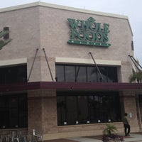 Photo taken at Whole Foods Market by Ali D. on 1/22/2013