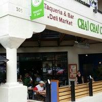 Photo taken at Cha Taqueria by Kollektiv I. on 9/21/2015