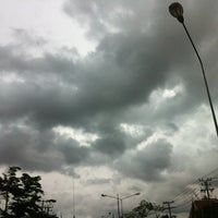 Photo taken at แยกศรีสมาน (Srisaman Intersection) by TuaLek O. on 7/8/2013