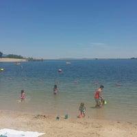Photo taken at Aurora Reservoir by Nick T. on 7/11/2014