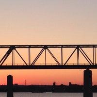 Photo taken at Waterfront Park by Erik D. on 9/19/2014
