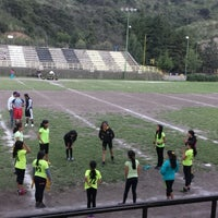 Photo taken at Club Deportivo Comanches by Karen Ⓜ. on 7/16/2015