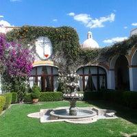 Photo taken at Posada Del Virrey by Karen Ⓜ. on 3/7/2016