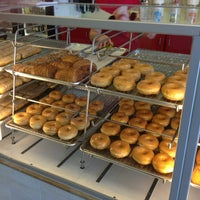 Photo taken at Donut Factory by Melly R. on 2/24/2013