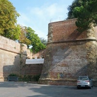 Photo taken at Fortezza Medicea by Jean Patrick G. on 9/10/2012