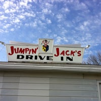 Photo taken at Jumpin' Jacks Drive-In by Corey C. on 4/22/2011