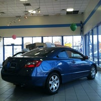 Photo taken at Ferndale Honda by Chad M. on 1/31/2012