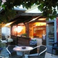 Photo taken at Gasthaus Steneck by Thomas H. on 7/23/2012