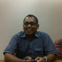 Photo taken at KSO SUCOFINDO - SURVEYOR INDONESIA ( Bidakara 2 Lt. 5 ) by Sunari s. on 9/22/2011