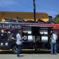 Photo taken at Wicked wich by Stevenology on 5/21/2012