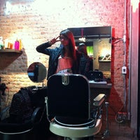 Photo taken at Tatuajes mo-funk by Zaira G. on 1/5/2012