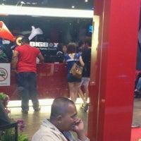 Photo taken at BigBox, Kota Tinggi by Zack R. on 4/9/2012