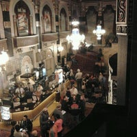 Photo taken at Oriental Theatre by Erasmus on 9/30/2011