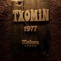 Photo taken at Bar Txomin by Aritz M. on 3/3/2012
