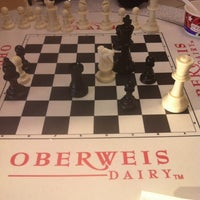 Photo taken at Oberweis Dairy by Colleen on 7/13/2012